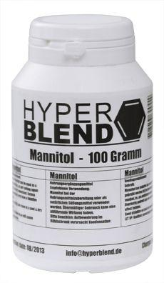 streetsupply Hyper Blend Mannitol 100 Gram