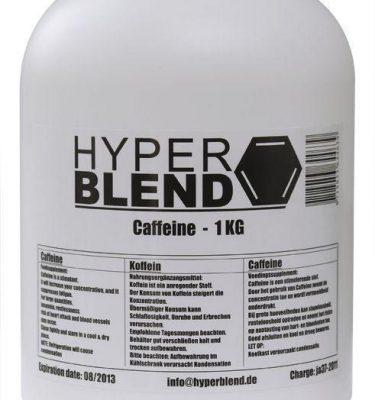 streetsupply Hyper Blend Caffeine 1000 Gram