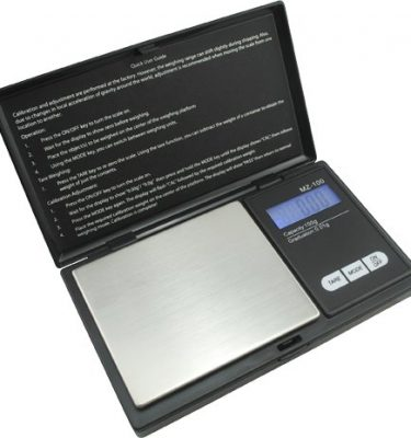 streetsupply Justice Scales JS-100MS 100gr x 0,01gr