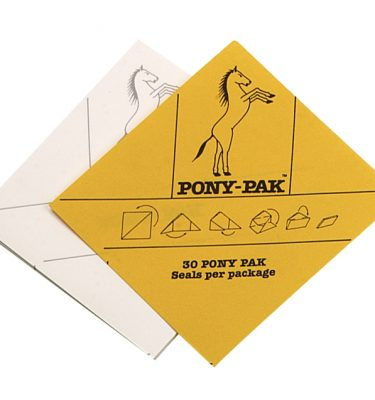streetsupply Pony Pak 30x (9,5x9,5cm with lines)