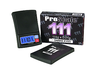 streetsupply ProScale 111 SNAKE EYES 111gr x 0,01gr